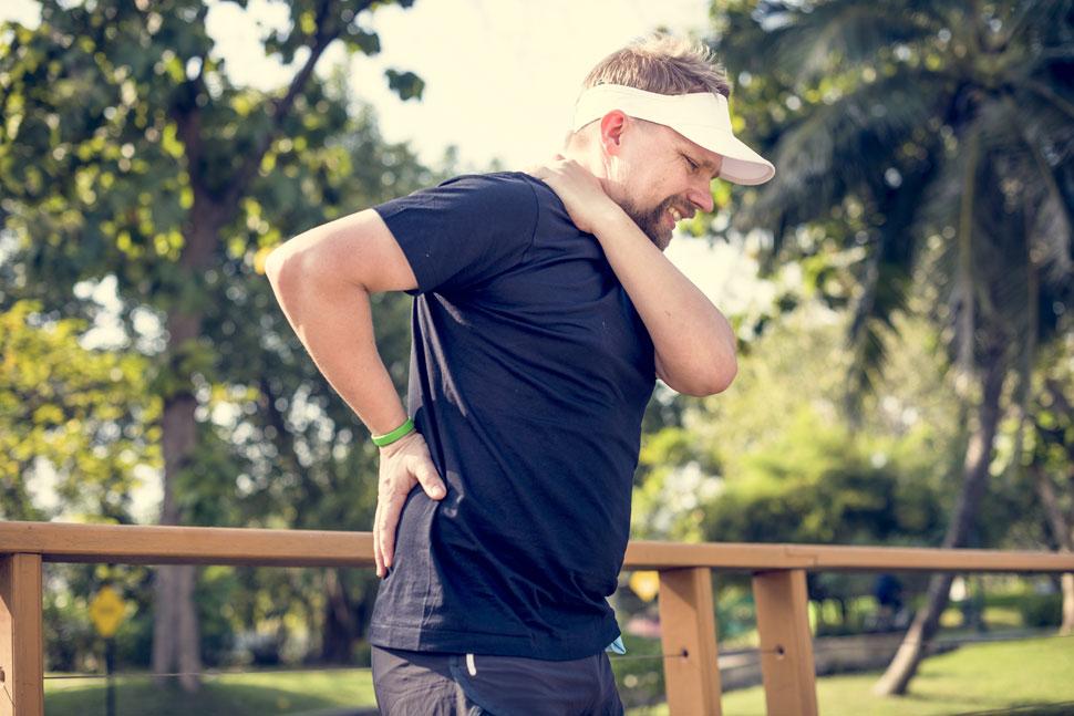 Combattere i dolori alla cervicale con i dolori antidolorifici riscaldanti