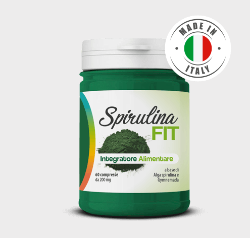 spiruina fit integratore dimagrante