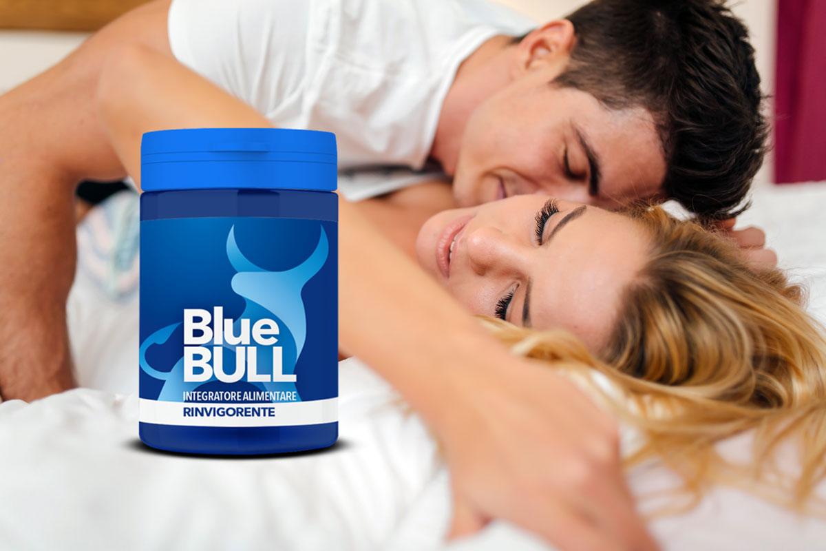 Blue Bull integratore naturale per erezioni durature: Funziona o truffa? Recensione completa, opinioni maschili e prezzo