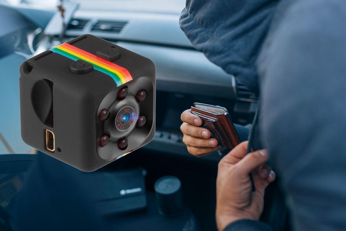Recensione di Cop Cam 2×1 micro telecamera di sicurezza: Funziona o truffa? Opinioni degli utenti e prezzo in offerta.