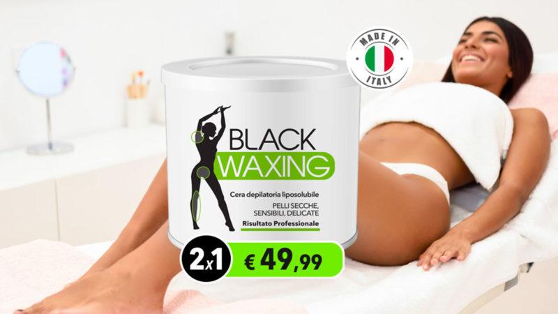 Opinioni su Black Waxing: Funziona la ceretta nera indolore? Recensione e prezzo