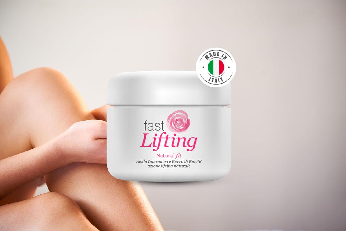 Fast Lifting crema viso: Funziona come antirughe? Opinioni e prezzo
