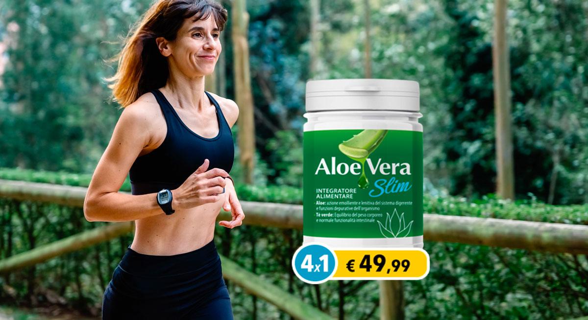 Aloe Vera Slim: trattamento detox per dimagrire, come funziona? Recensione, opinioni e prezzo