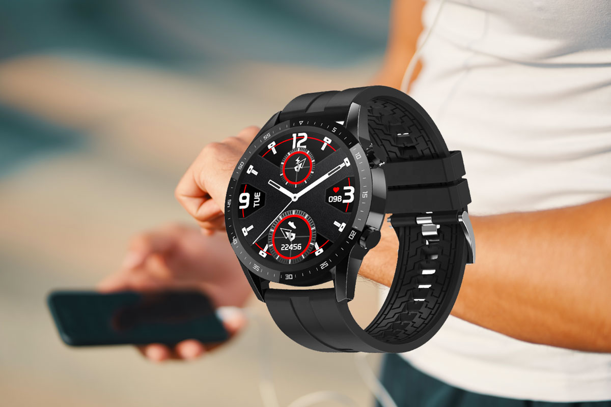 Smartwatch Swing Watch: Caratteristiche tecniche, funzioni, connetività e recensione